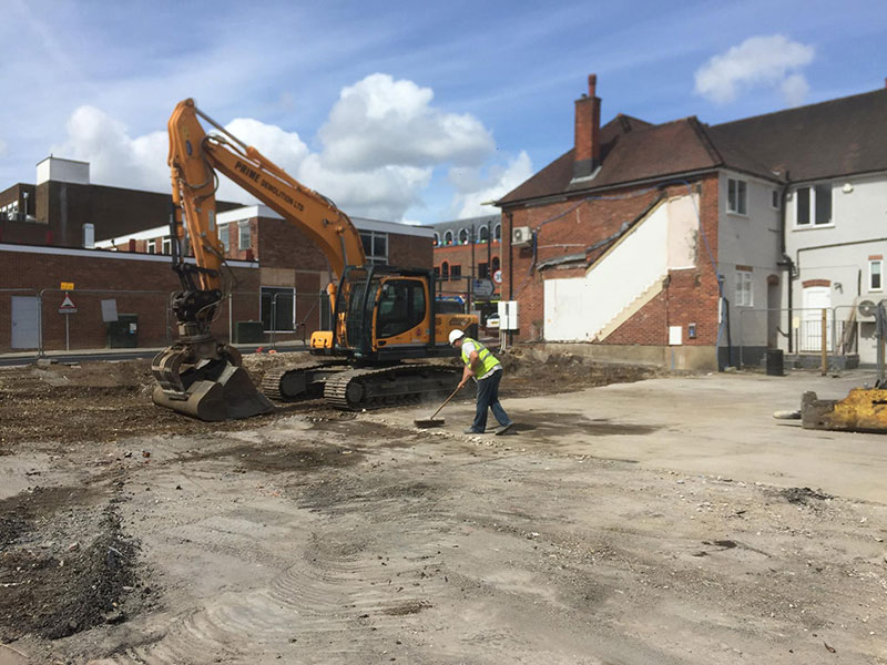 Site Clearance Contractors UK