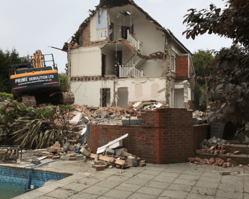 demolition services midlands
