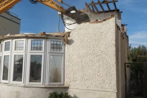 building demolition contractors