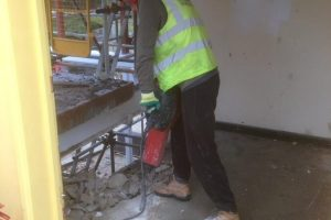 demolition contractors london