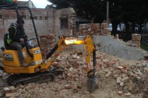 london demolition contractors