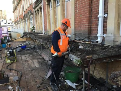 Demolition Site Clearance in London